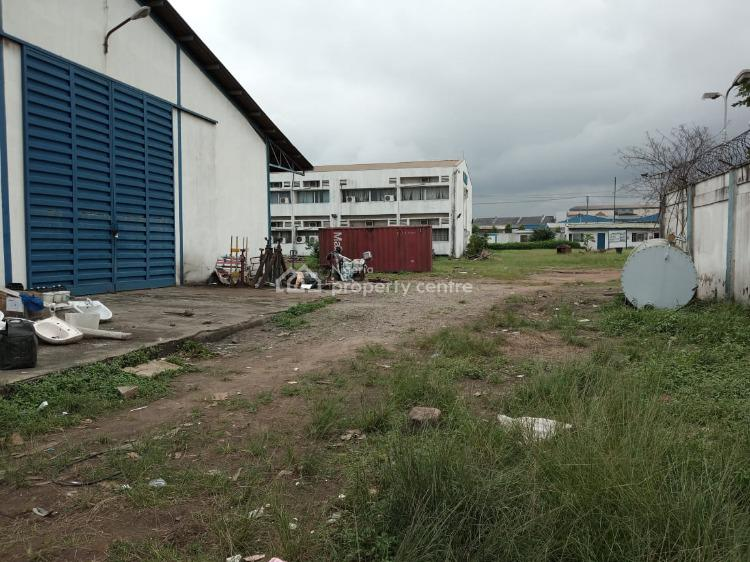 12,344sqm Land, Acme Road, Ogba, Ikeja, Lagos, Industrial Land for Sale