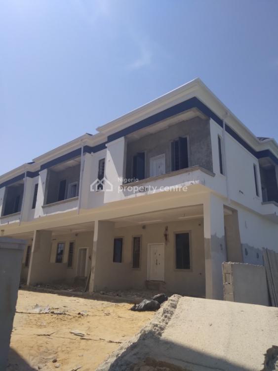 Four Bedrooms Terrace Duplex, Lafiaji, Lekki, Lagos, Terraced Duplex for Sale