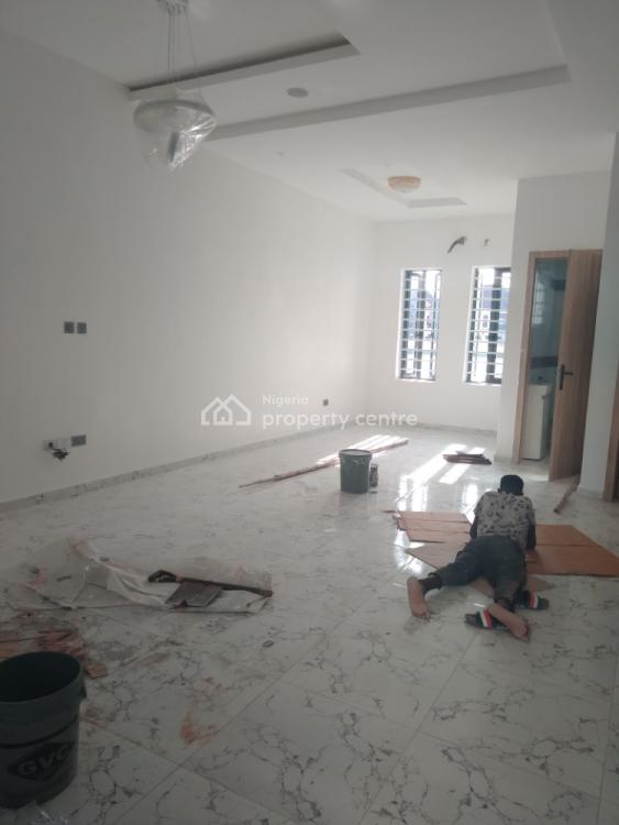 Four Bedroom Terrace Duplex, Lafiaji, Lekki, Lagos, Semi-detached Duplex for Sale