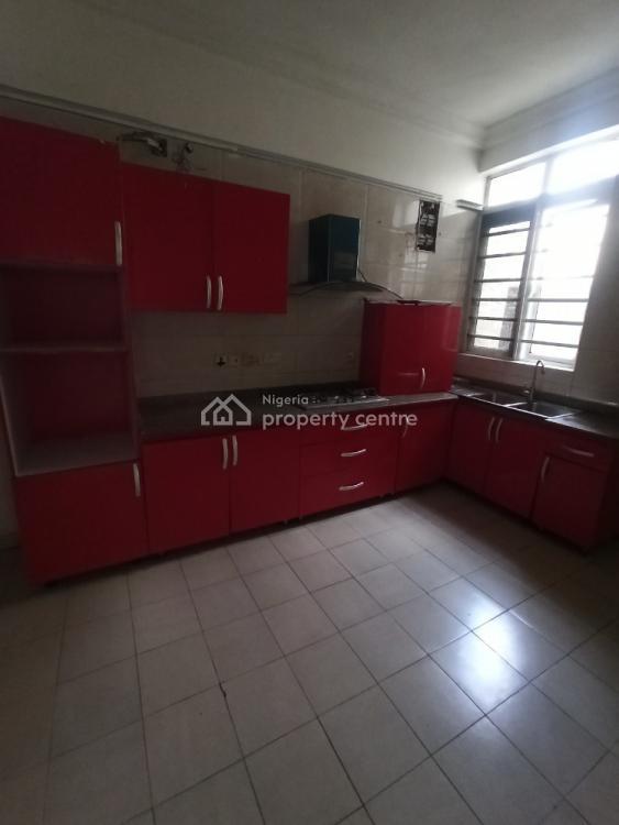 Nicely Built Four Bedroom Terrace, Lekki Phase 1, Lekki, Lagos, Terraced Duplex for Rent