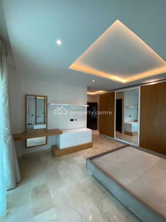 Top Luxurious Fully Furnished & Serviced 3 Bedroom Flat with a Bq, Ikoyi, Lagos, Flat / Apartment for Sale