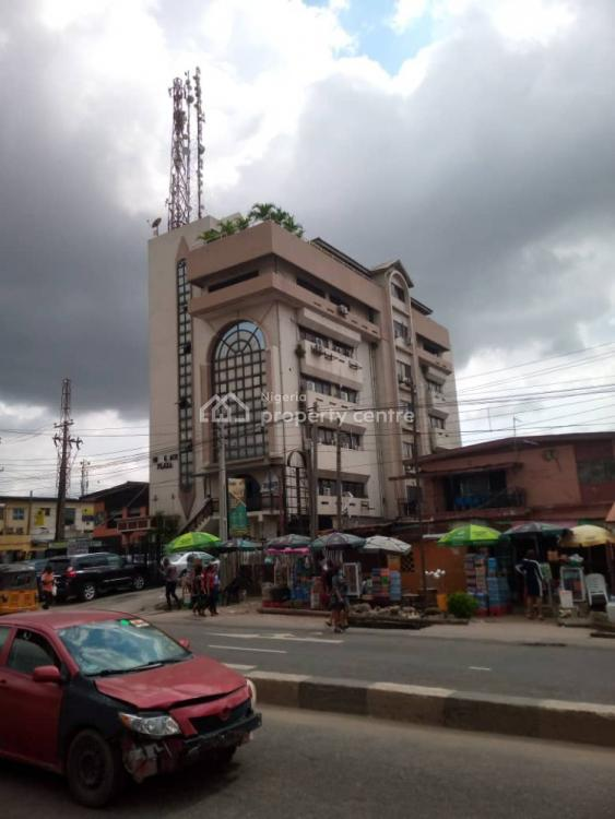 Commercial Property of 6 Floors with Pent House, 60, Allen Avenue, First Bank Bustop, Ikeja, Lagos, Plaza / Complex / Mall for Sale