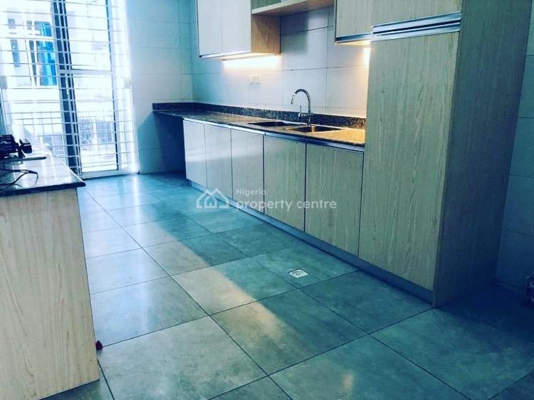 Serviced Two (2) Bedrooms Flat with Swimming Pool, Parkview Estate, Ikoyi, Lagos, Flat / Apartment for Rent