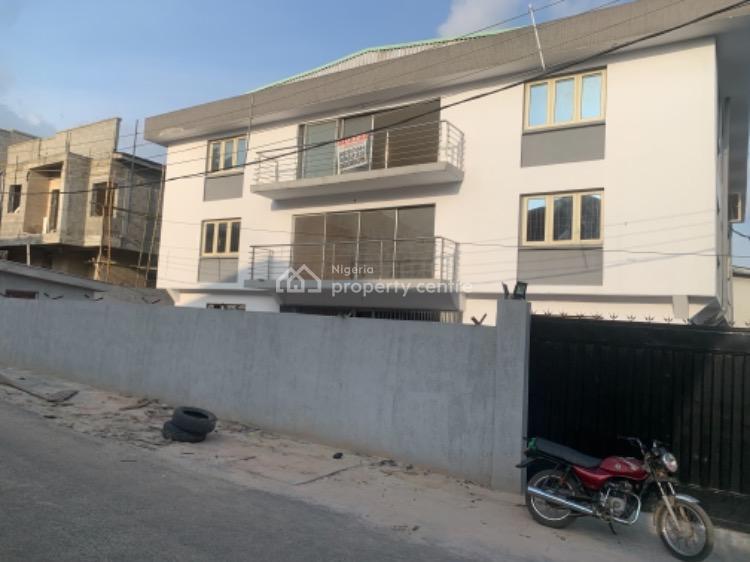 Newly Renovated Three (3) Bedrooms Flat, Aladura Estate, Anthony Village, Maryland, Lagos, Flat / Apartment for Rent