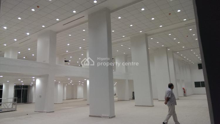 Iconic 11 Storey Office Building, Utako, Abuja, Office Space for Rent