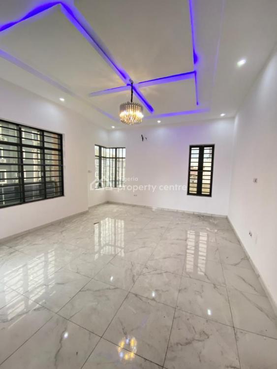 4 Bedroom Detached Duplex with Bq, Chevron, Lekki, Lagos, Detached Duplex for Sale