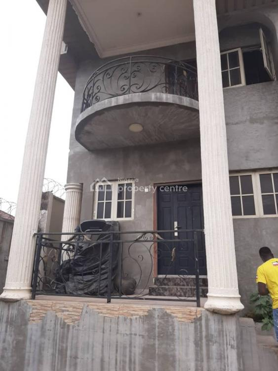 4 Bedroom Detached House, Off College Road, Ifako-ijaiye, Lagos, Detached Duplex for Sale