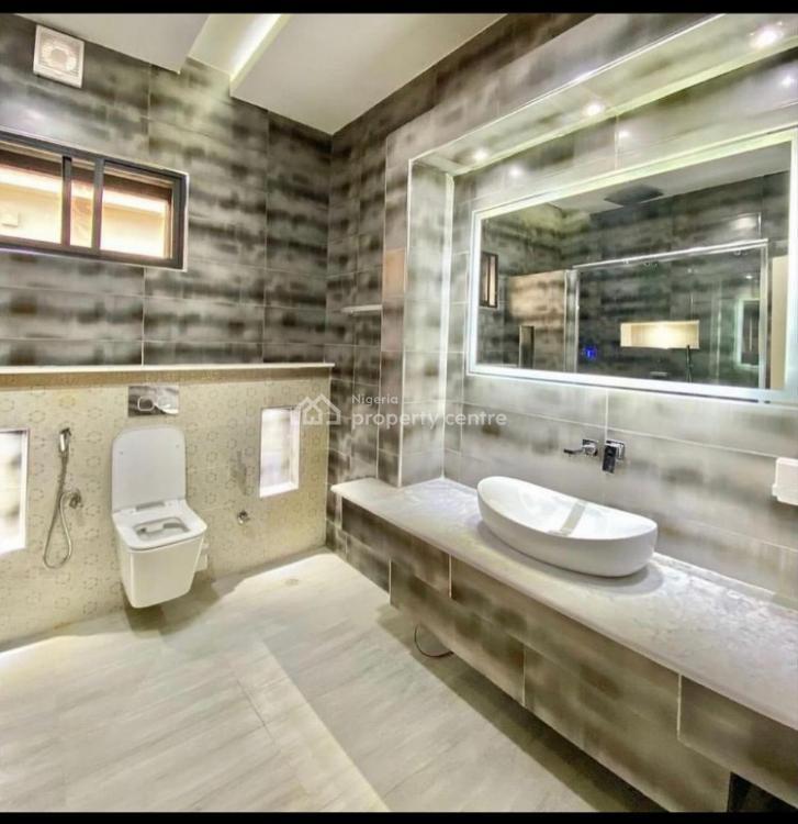 Brand New Fully Detached Duplex 4 Bedroom Duplex with a Bq, Guzape District, Abuja, Detached Duplex for Sale