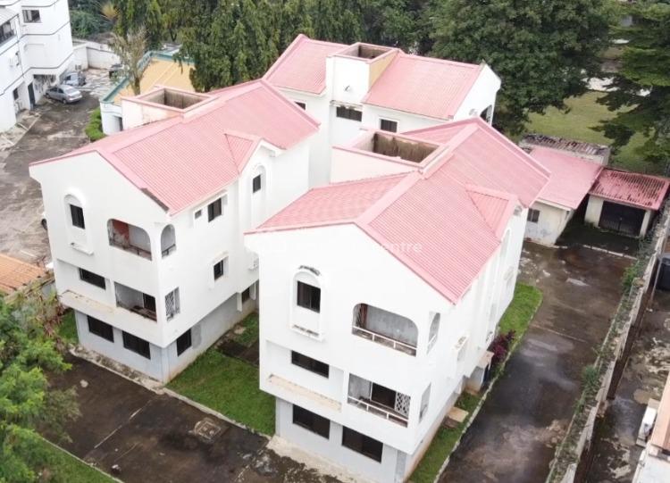 Luxury 9, 3 Bedroom Flats, Maitama District, Abuja, Block of Flats for Sale
