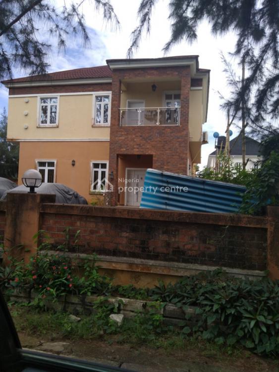 Five Bedroom Detached Duplex, Ikota, Lekki, Lagos, Detached Duplex for Rent
