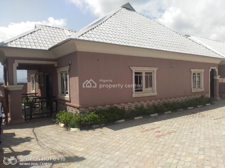 5 Bedroom Bungalow Plus 2 Units of 2 Bedroom Flat Guest Chalet., Kurudu, Abuja, Detached Bungalow for Sale