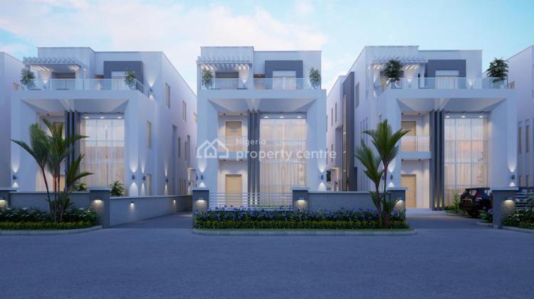 6 Bedroom Detached Smart Duplex, Victoria Island (vi), Lagos, Detached Duplex for Sale
