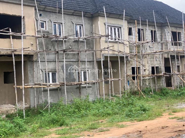 a 3 Bedroom Terrace Apartment, Porsche Terrace Estate, Karmo, Abuja, Terraced Duplex for Sale