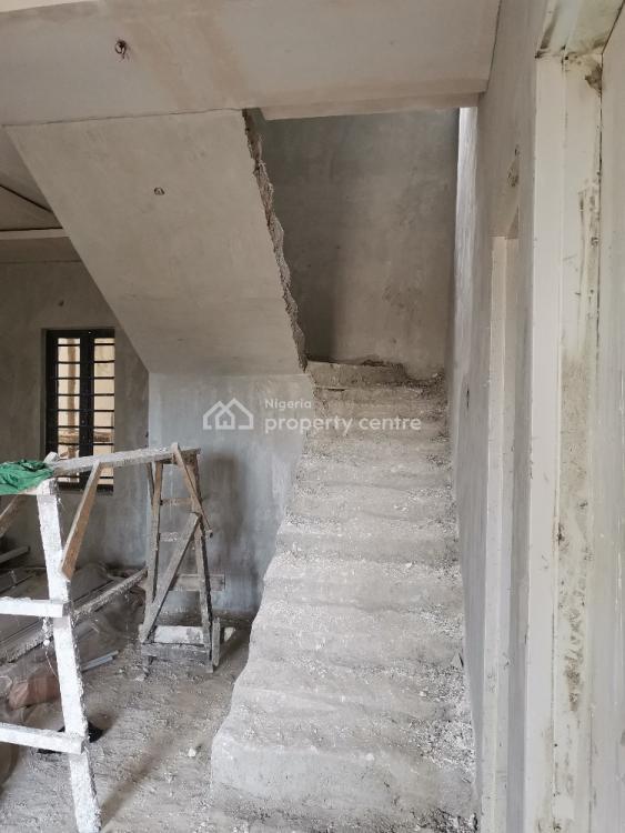 4 Bedroom Terraced Duplex with Bq, Orchid Road, Lekki, Lagos, Terraced Duplex for Sale