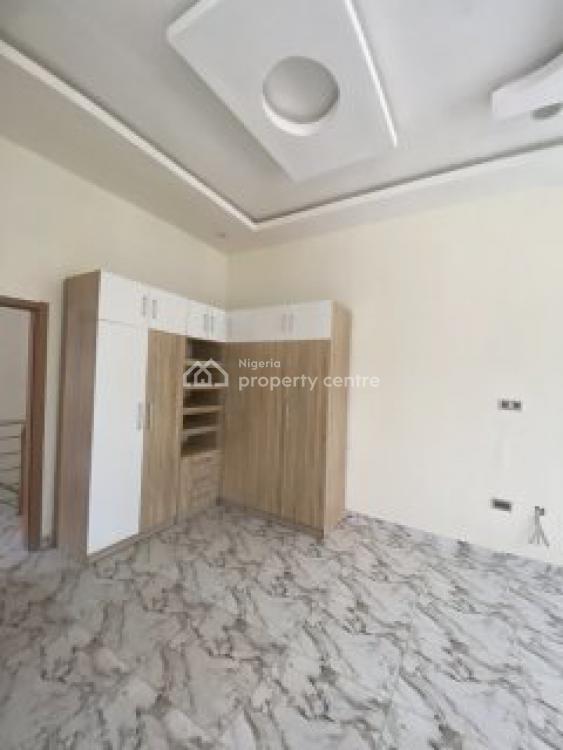 Serviced 4 Bedroom Semi Detached with Bq;, Vgc, Lekki, Lagos, Semi-detached Duplex for Rent
