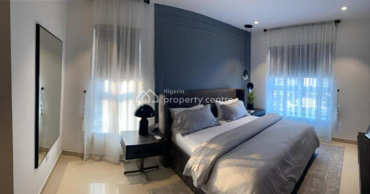 2 Bedrooms Flat, Blue Tower, Marwa, Lekki, Lagos, Flat / Apartment for Rent