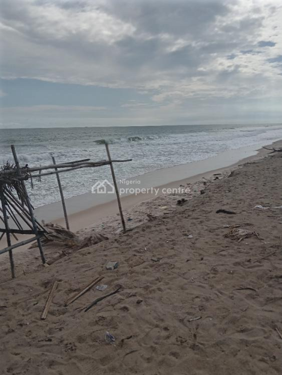 5 Plots of Land with Beachfront, Okun Ajah, Mopo Road, Ajah, Lagos, Commercial Land for Sale