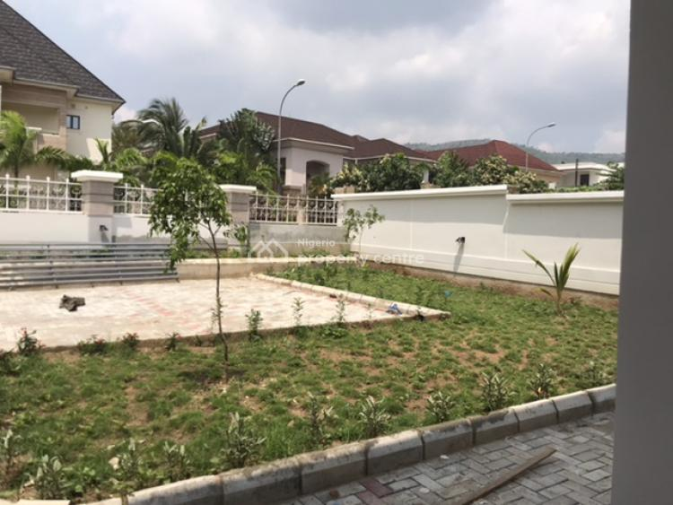 Elegantly Designed 4 Bedrooms Semi Detached Duplex with 1 Bedroom Guest Chalet, Diplomatic Zone, Katampe Extension, Katampe, Abuja, Semi-detached Duplex for Rent