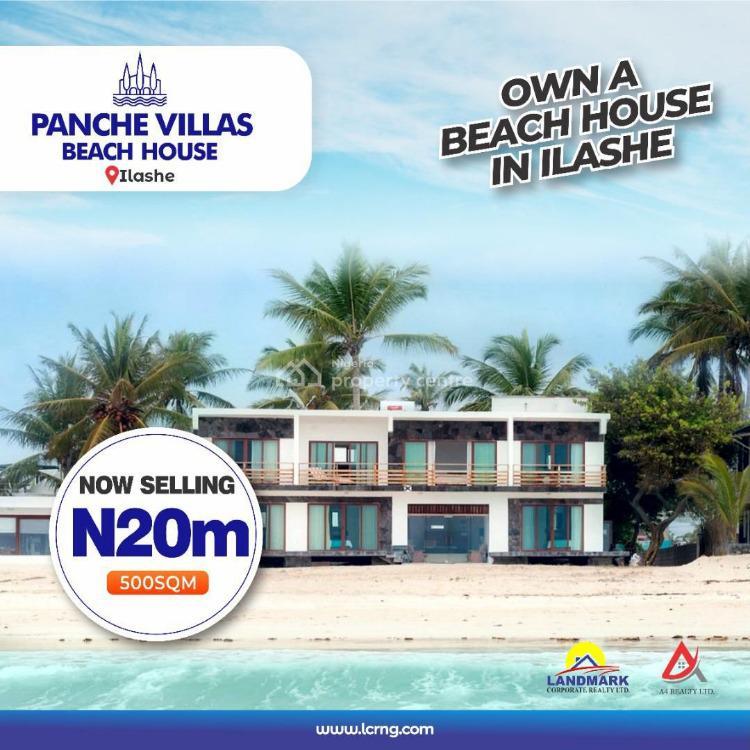 Land, Panche Villas Beach House, Snake Island, Ilashe, Lagos, Residential Land for Sale