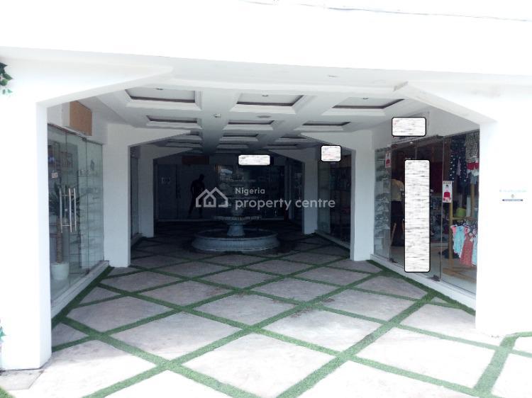 Shop Space, Off Freedom Way, Lekki Phase 1, Lekki, Lagos, Shop for Rent
