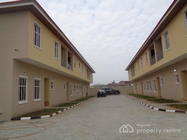 Newly Built 3 Bedroom Terrace House 1 Room Boy 39 S Quarter
