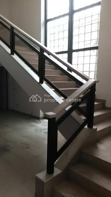 Well Maintained 6 Bedrooms Semi Detached House with Bq and Penthouse., Off Ahmadu Bello Way, Victoria Island (vi), Lagos, Semi-detached Duplex for Rent