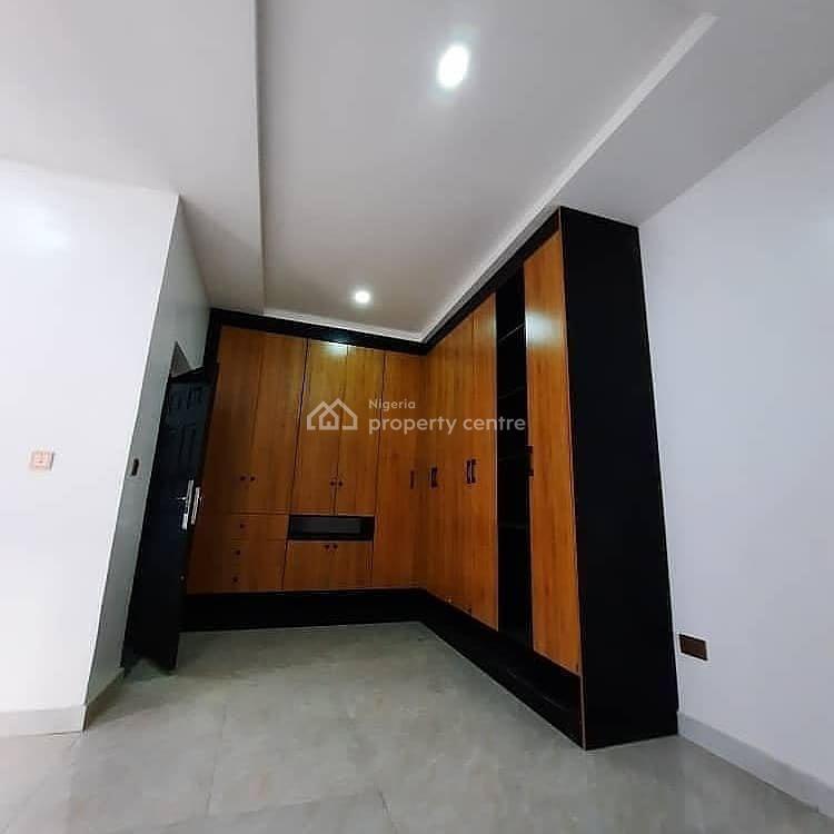 4 Bedrooms Terrace Duplex with Bq, Apo, Apo, Abuja, Detached Duplex for Sale