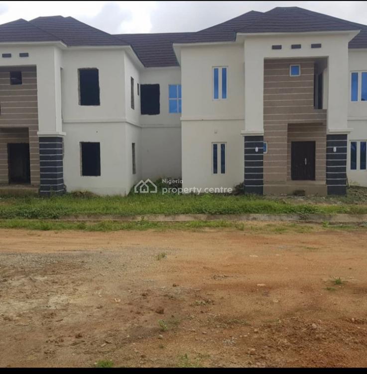 5 Bedroom Semi Detached Duplex, Opposite Kubwa Federal Housing Bridge, Karsana North, Karsana, Abuja, Semi-detached Duplex for Sale