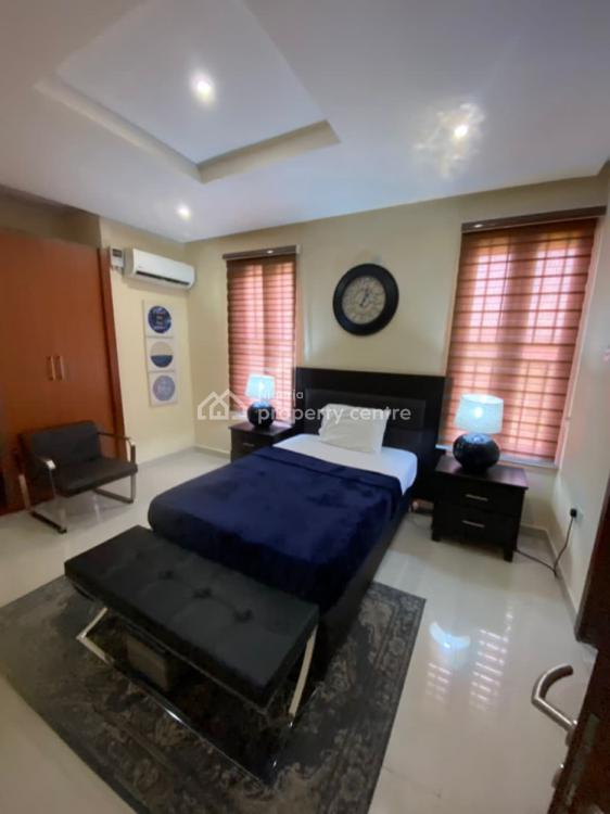 Well Finished Fully Furnished & Serviced  4 Bedroom Maisonette with Bq, Off Bourdillon, Ikoyi, Lagos, Terraced Duplex for Sale