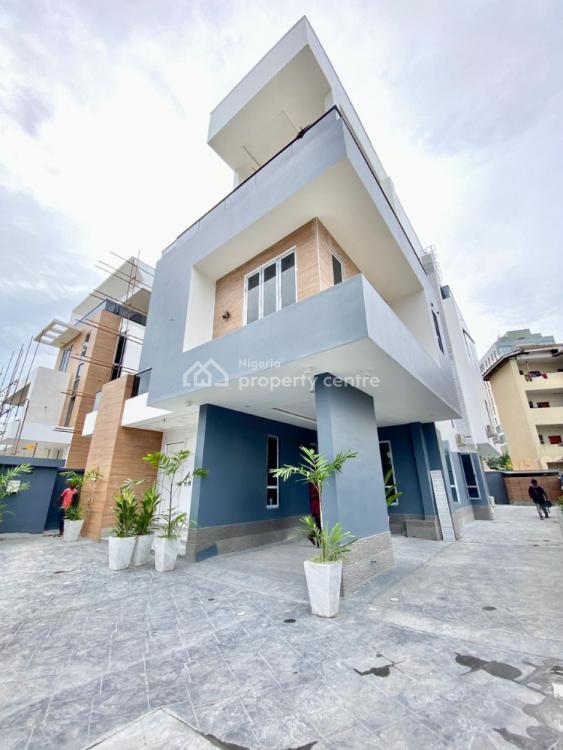 Luxurious 5 Bedroom Duplex in a Comfortable Estate, Ikoyi, Lagos, Detached Duplex for Sale