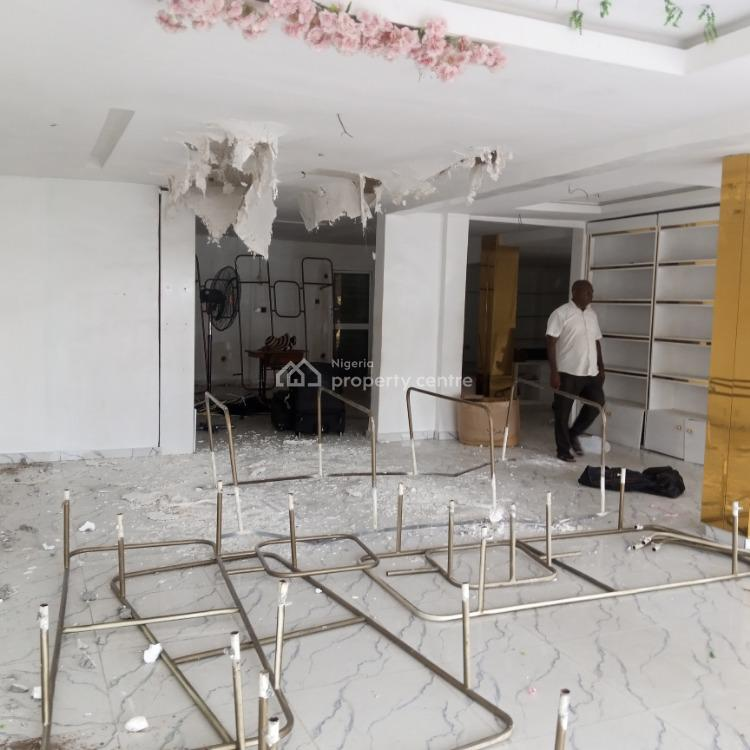 Show Room & Office Spaces of 147.30, 18.52, 29.24 & 42.42square Meters, Along Opebi Road., Opebi, Ikeja, Lagos, Office Space for Rent
