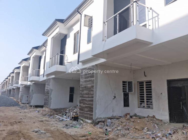 Exquisitely Built 4 Bedroom Terrace Duplex, Off Chevron Toll Gate, Lekki, Lagos, Terraced Duplex for Sale