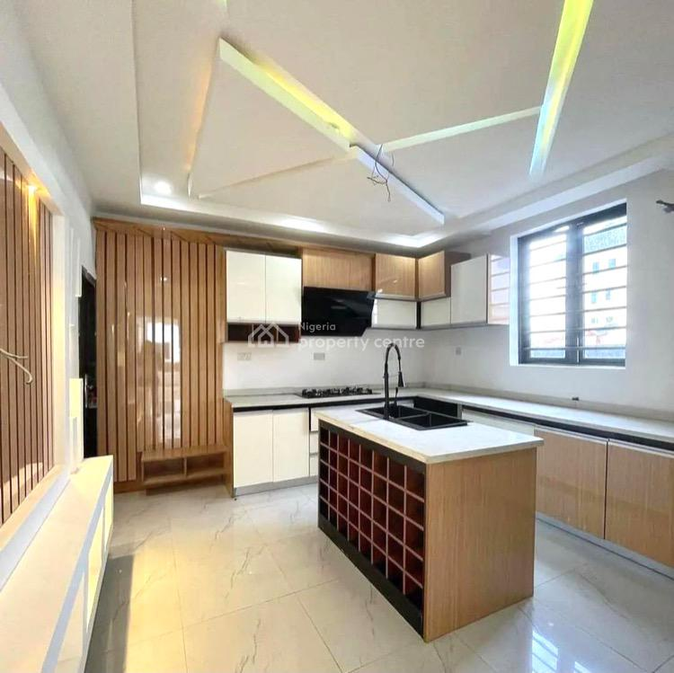 Luxury 5 Bedroom Detached Duplex with Swimming Pool, Ajah, Lagos, Detached Duplex for Sale