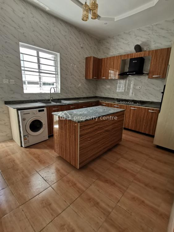 Exotic 5 Bedroom Fully Detached Duplex with Bq with Executive Faciliti, Chevron, Lekki, Lagos, Detached Duplex for Sale