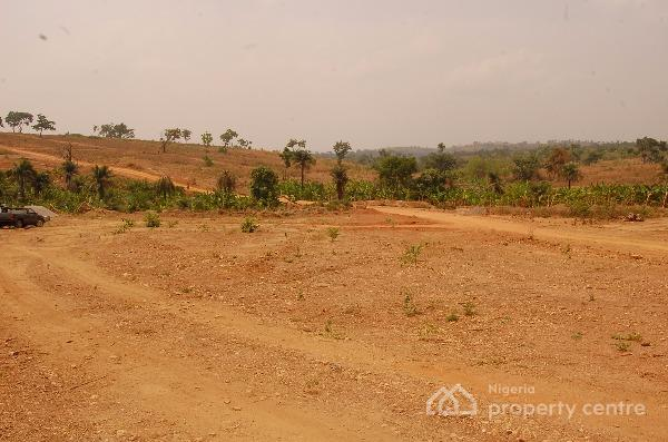 40 Hectares of Land for Cooperatives Society Estates at Discounted Price, Close to Berekette Family Housing Estate Guruku Linked By Mararaba Mpape Six Lane Road Under Construction,  Guruku, Karu, Abuja, Land for Sale