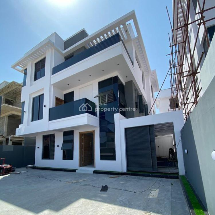 Luxury 5 Bedroom Fully Detached Duplex with Bq, Lekki Phase 1, Lekki, Lagos, Detached Duplex for Sale