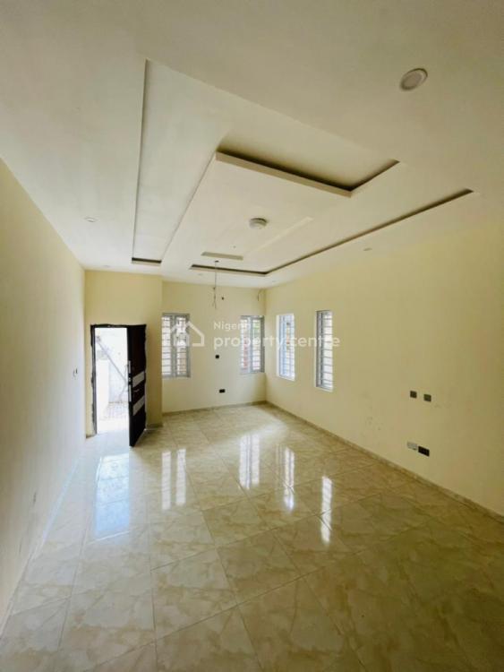 a Standard 3 Bedroom Terraced Duplex with a Bq, Chevron, Lekki, Lagos, Terraced Duplex for Sale