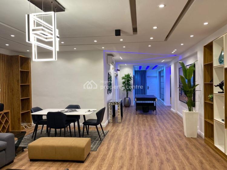 3 Bedroom Apartment, Lekki Luxury Flat, Lekki Phase 1, Lekki, Lagos, Flat / Apartment Short Let