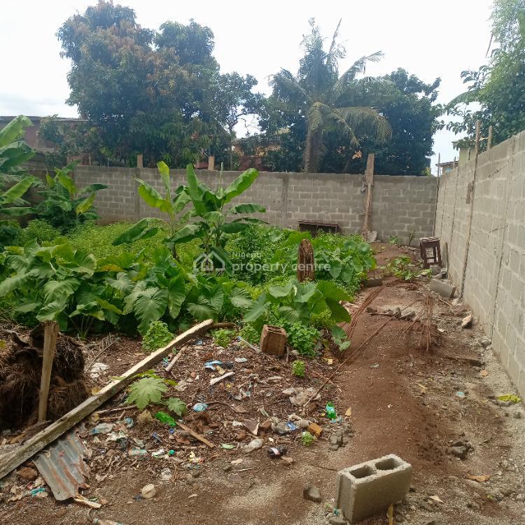 Half Plot Land with Cfo Survey & Building Approval, Unity Estate, Egbeda, Alimosho, Lagos, Residential Land for Sale