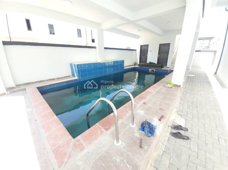 Beautiful 4 Bedroom Terrace Duplex with 247 Hours Electricity, Off Orchid Hotel Road, By Chevron Toll Gate, Lekki Expressway, Lekki, Lagos, Terraced Duplex for Sale