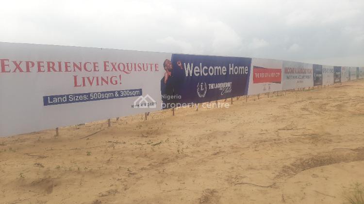 Lagoon Front Estate, C of O Waterfront Land Off Lekki-epe Expressway, Opposite Alaro City, Epe, Lagos, Mixed-use Land for Sale