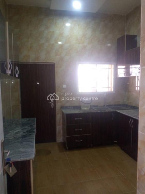 3 Bedroom Terrace Duplex with Bq, Guzape District, Abuja, Terraced Duplex for Rent