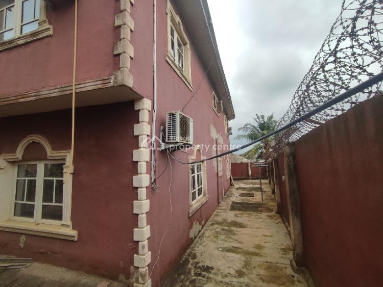Spacious 6 Bedrooms Detached House, Gbenga Lawal Stree, New London, Baruwa, Ipaja, Lagos, Detached Duplex for Sale