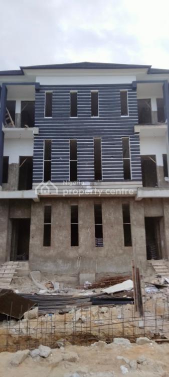 a Contemporary Luxury 6 Bedroom Semi-detached Duplex with Swimming Pool, New Millennium Estate, Behind Ups Along Oshodi Apapa Expressway., Gbagada, Lagos, Semi-detached Duplex for Sale