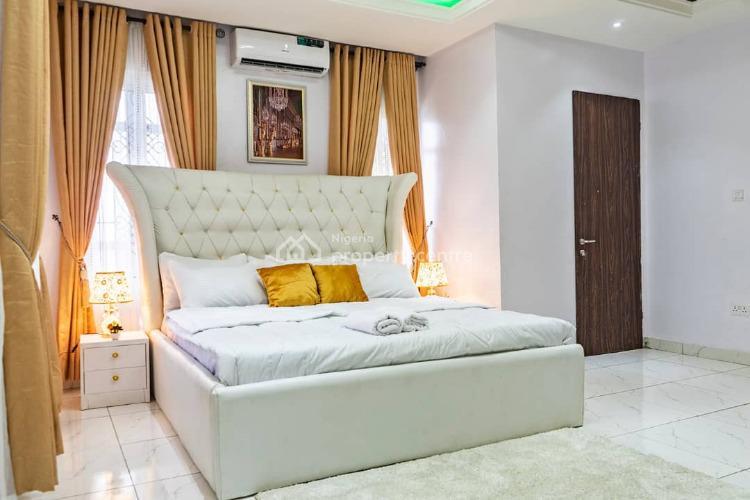 4 Bedroom Semi Detached Duplex, Off Platinum Way, Jakande, Lekki, Lagos, Semi-detached Duplex Short Let
