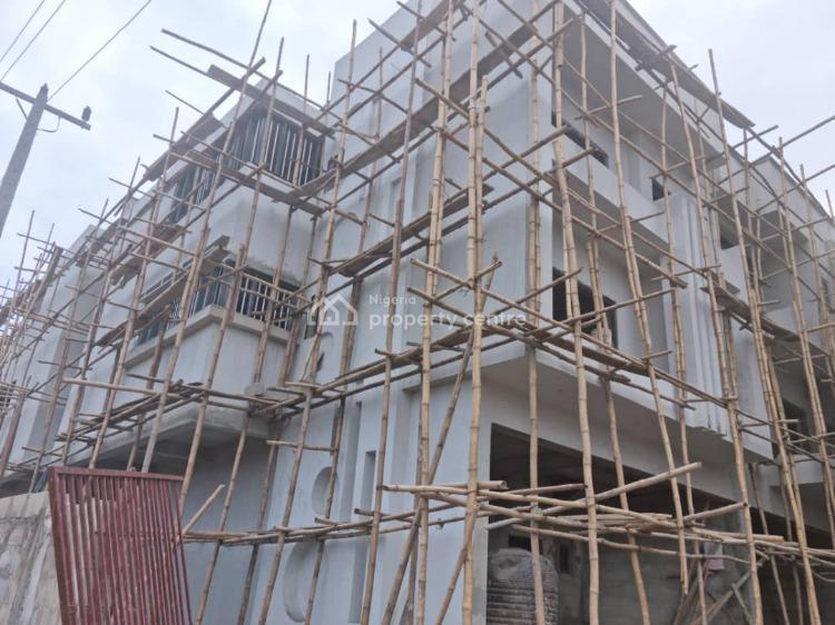 Terrace Maisonette, Close to Lekki Phase 1/ Emcel Terraces, Ikate, Lekki, Lagos, Terraced Duplex for Sale