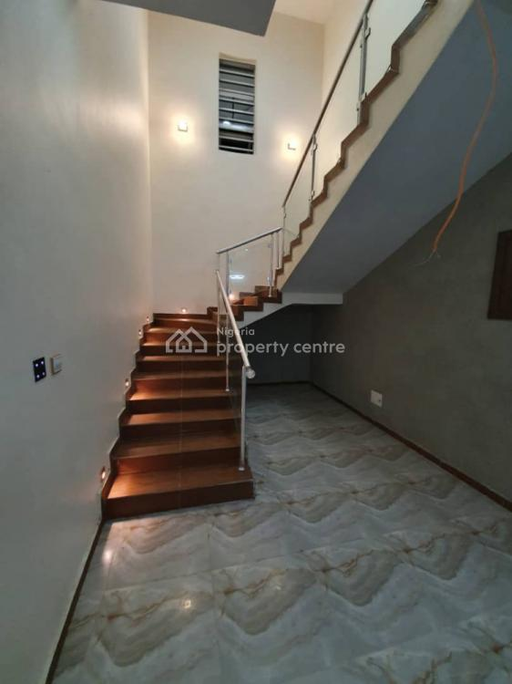 4 Bedroom Semi Detached Duplex + Bq, Orchid, Lekki Expressway, Lekki, Lagos, Semi-detached Duplex for Rent
