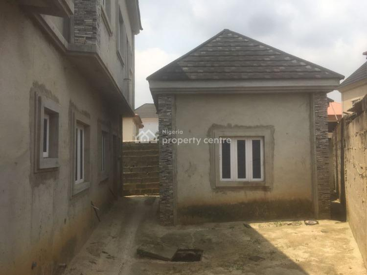 Brand New Block of Flats with Bq, Oshorun Estate, Opic, Isheri North, Lagos, House for Sale