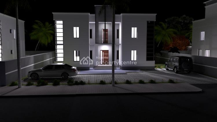 5 Bedrooms Fully Detached Duplex, 500sqm and D P C, Behind Naval Quarters, Jahi, Abuja, Residential Land for Sale