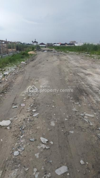 930sqm Cornerpiece Land, Orange Island Freedom Way Off Admiralty Way, Lekki Phase 1, Lekki, Lagos, Mixed-use Land for Sale